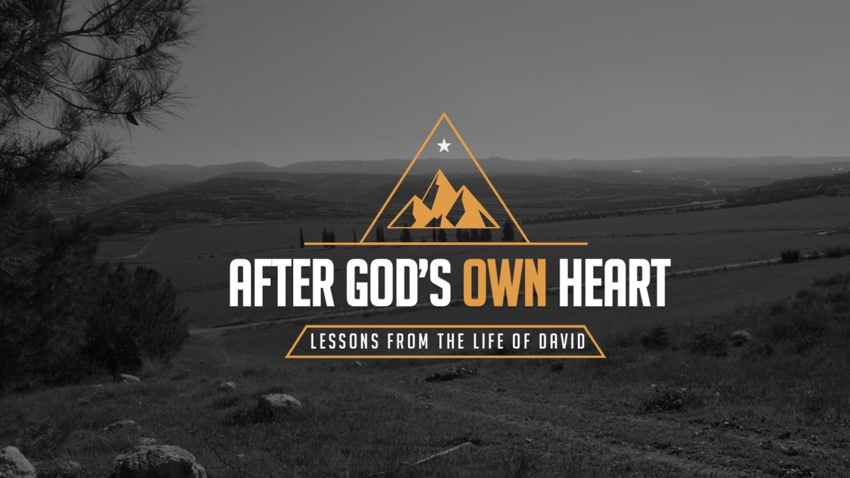 Why Was David a Man After God's Own Heart? | Courage With ...