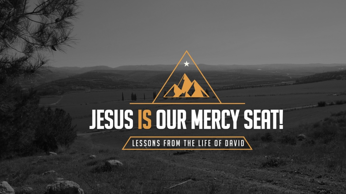 Jesus Is Our Mercy Seat Courage With Grace Ministries